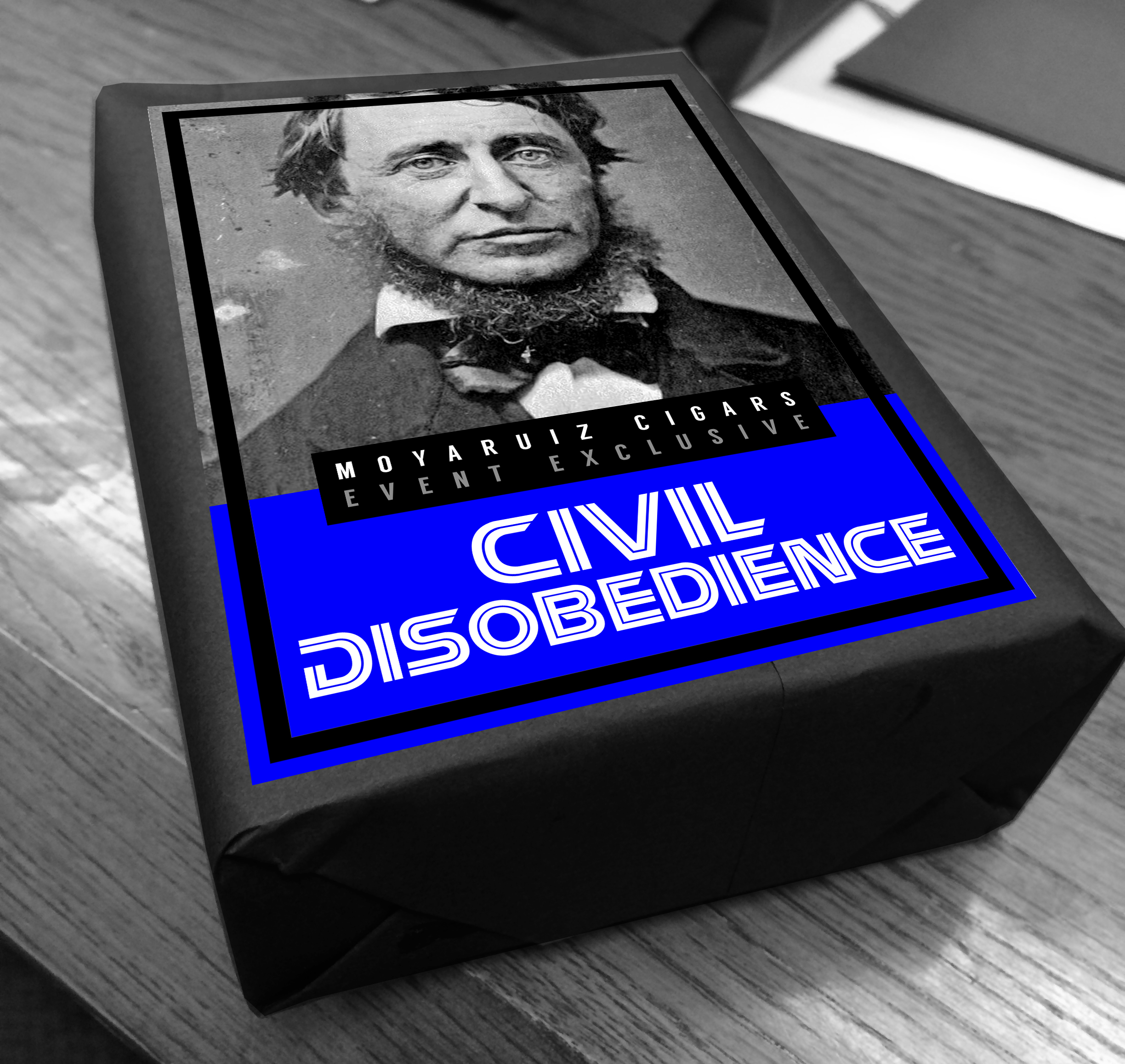 cigar news civil disobedience announced as moyaruiz event cigar moyaruiz civil disobedience bundle civil disobedience will feature an