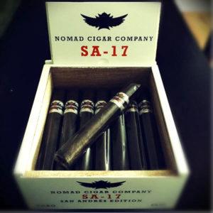Cigar News: Nomad SA-17 Details Announced