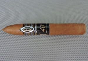 Cigar Review: Quesada 40th Anniversary Petite Belicoso Clasica