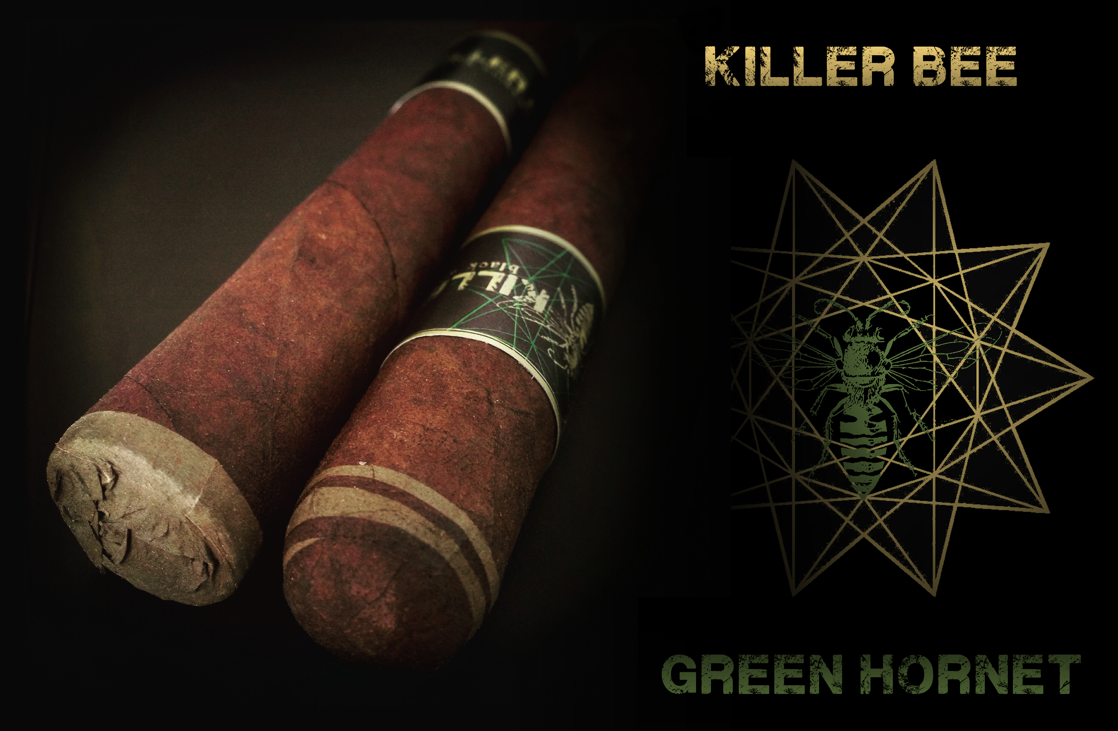 Cigar News: Black Works Studio Killer Bee Green Hornet to Debut at the 2016 IPCPR Trade Show