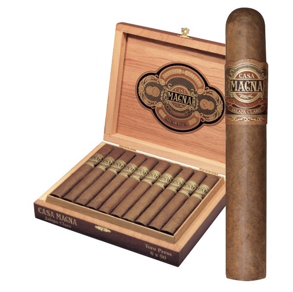 Cigar News: Casa Magna Jalapa Claro to be IPCPR Exclusive Cigar