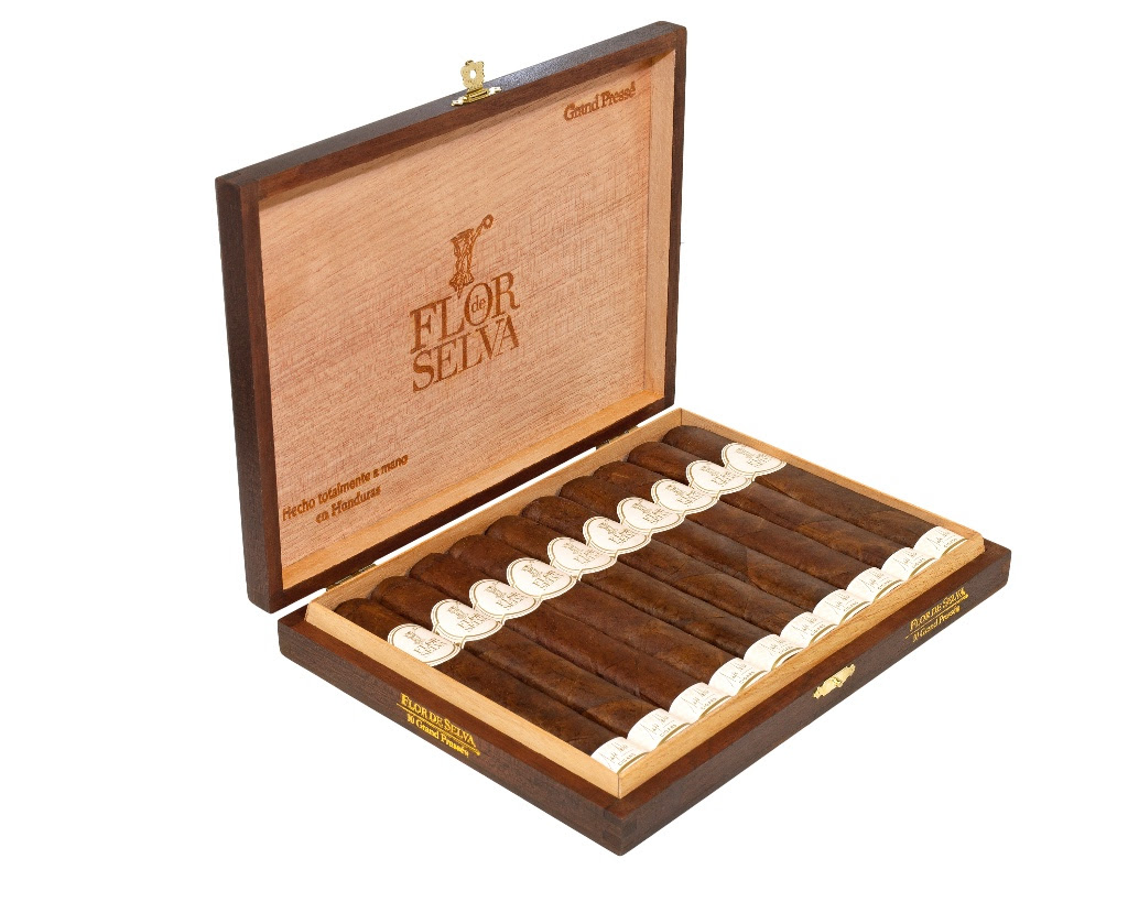 Cigar News: Maya Selva Cigars to Launch Flor de Selva Maduro Grand Pressé