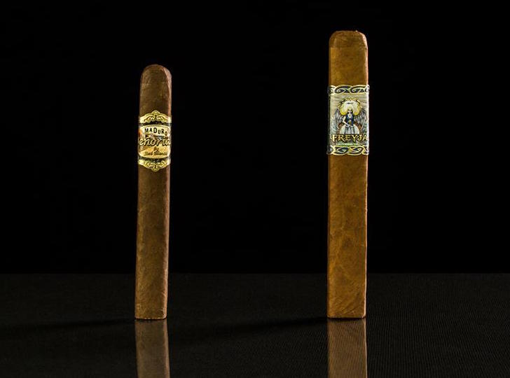 Cigar News: Las Cumbres Tabaco Launching Señorial Maduro and Freyja Box-Press