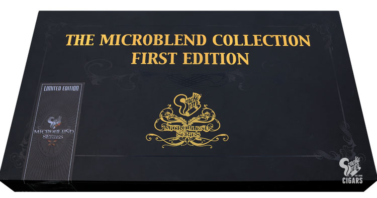 Cigar News: SmokeInn MicroBlend Collection First Edition to Ship in July