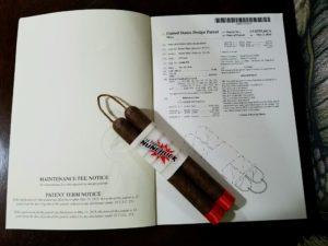 Cigar News: MoyaRuiz Gets Patent for La Jugada Nunchuck