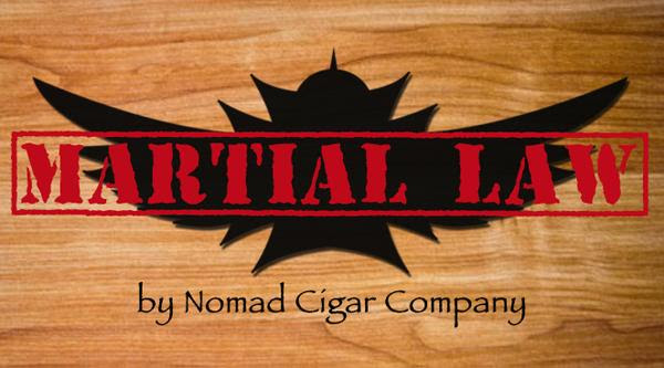 Cigar News: Nomad Martial Law to Launch at the 2016 IPCPR Trade Show
