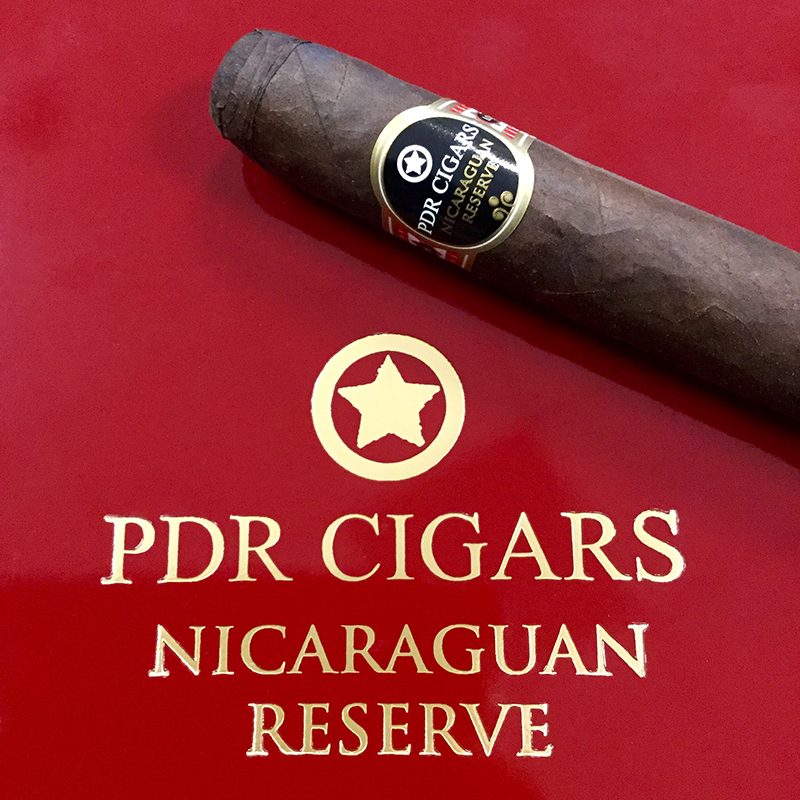 Cigar News: PDR Nicaraguan Reserve Becomes Shop Exclusive for Best Cigar Prices