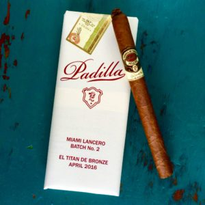 Cigar News: Padilla Miami Lancero Returns for a Limited Exclusive to Rodrigo Cigars