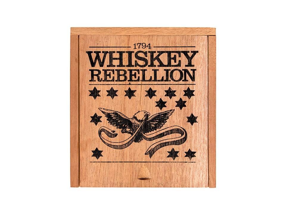 Cigar News: RoMa Craft Tobac and Cigar Dojo Collaborate for Intemperance Whiskey Rebellion 1794