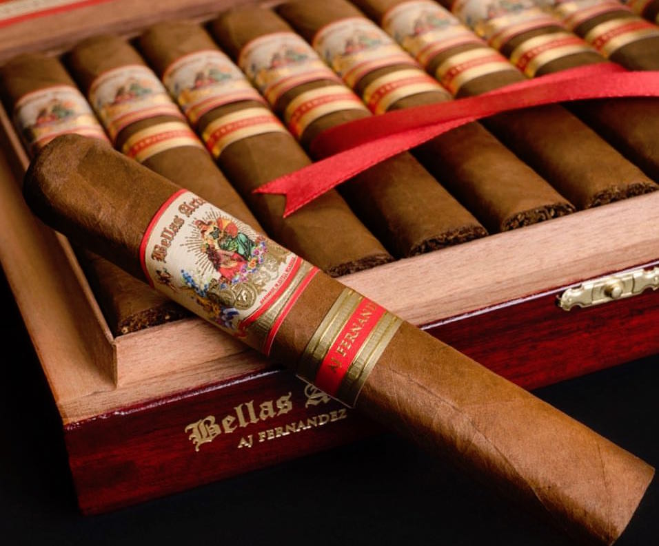 Cigar News: A.J. Fernandez Bellas Artes to be Showcased at 2016 IPCPR