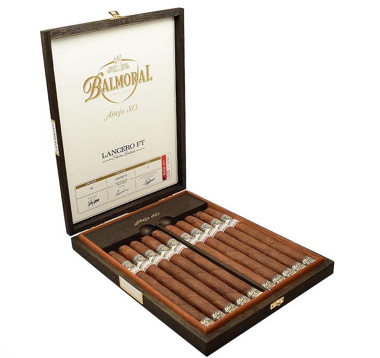 Balmoral-Anejo-XO-Lancero-Box