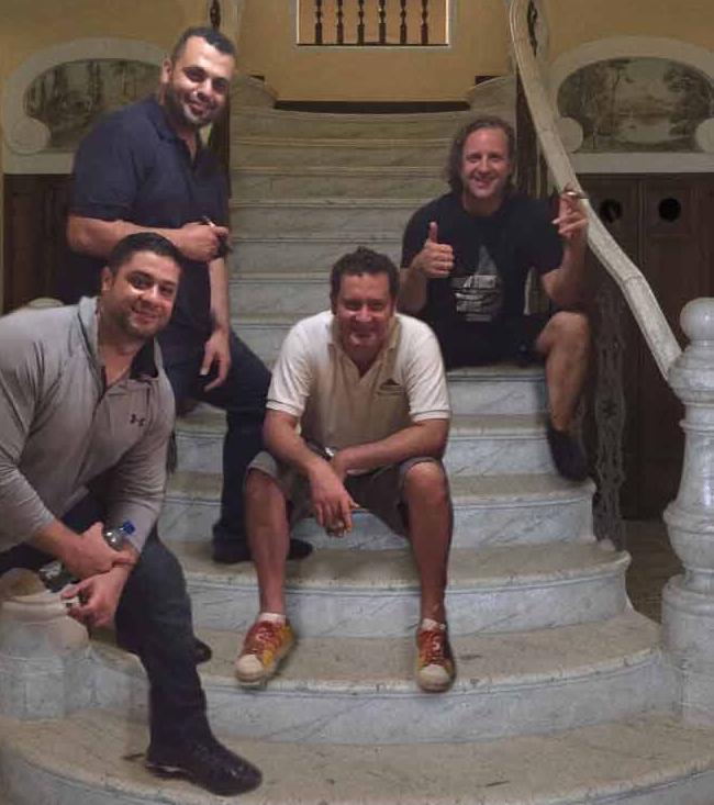 Cigar News: Mombacho Cigars SA, Mo Maali, and Casa de Montecristo Chicago Team up for Patina Brand