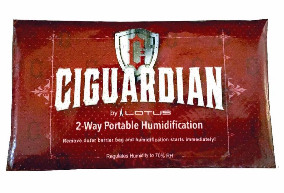 Cigar News: Ciguardian Adds C150 Fat Pack Humidification Pouch