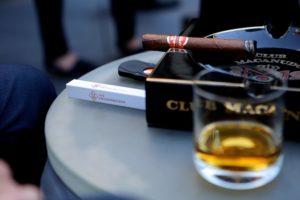 Cigar News: Club Macanudo Becomes New Partner for Knickerbocker Hotel Cigar Lounge