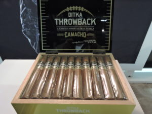 Cigar News: Ditka Throwback 2016 Introduces New Blend, New Size, and New Packaging