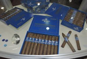 Cigar News: Duran Cigars' Azan Blue Connecticut Makes Debut at 2016 IPCPR