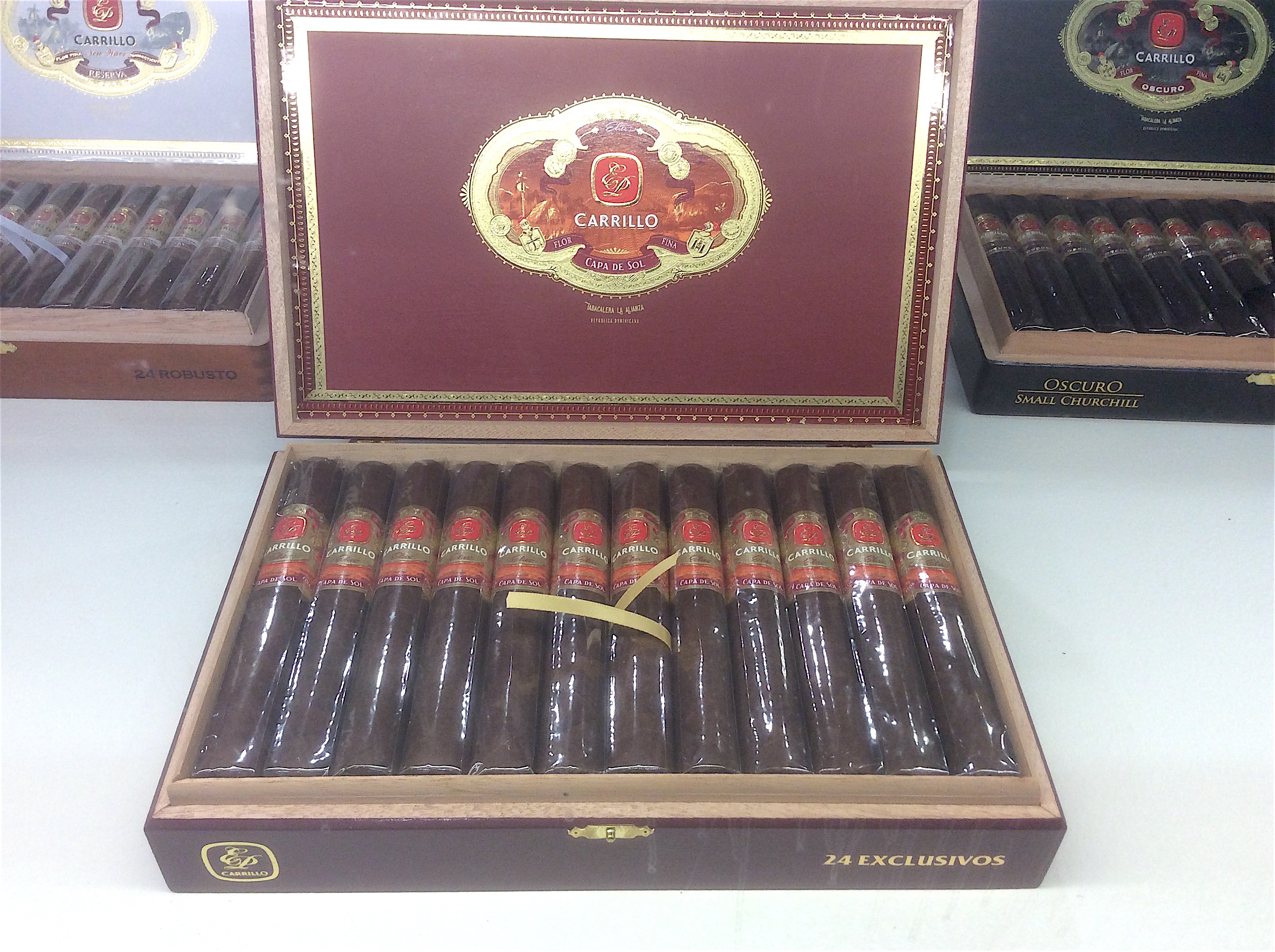 Cigar News: E.P. Carrillo Capa de Sol Makes Debut at 2016 IPCPR
