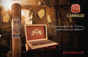 Cigar News: E.P. Carrillo Encore to Join New Family Series
