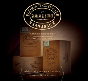 Cigar News: D'Crossier to Introduce Flor de D'Crossier Cabinet Selection No.1 at 2016 IPCPR