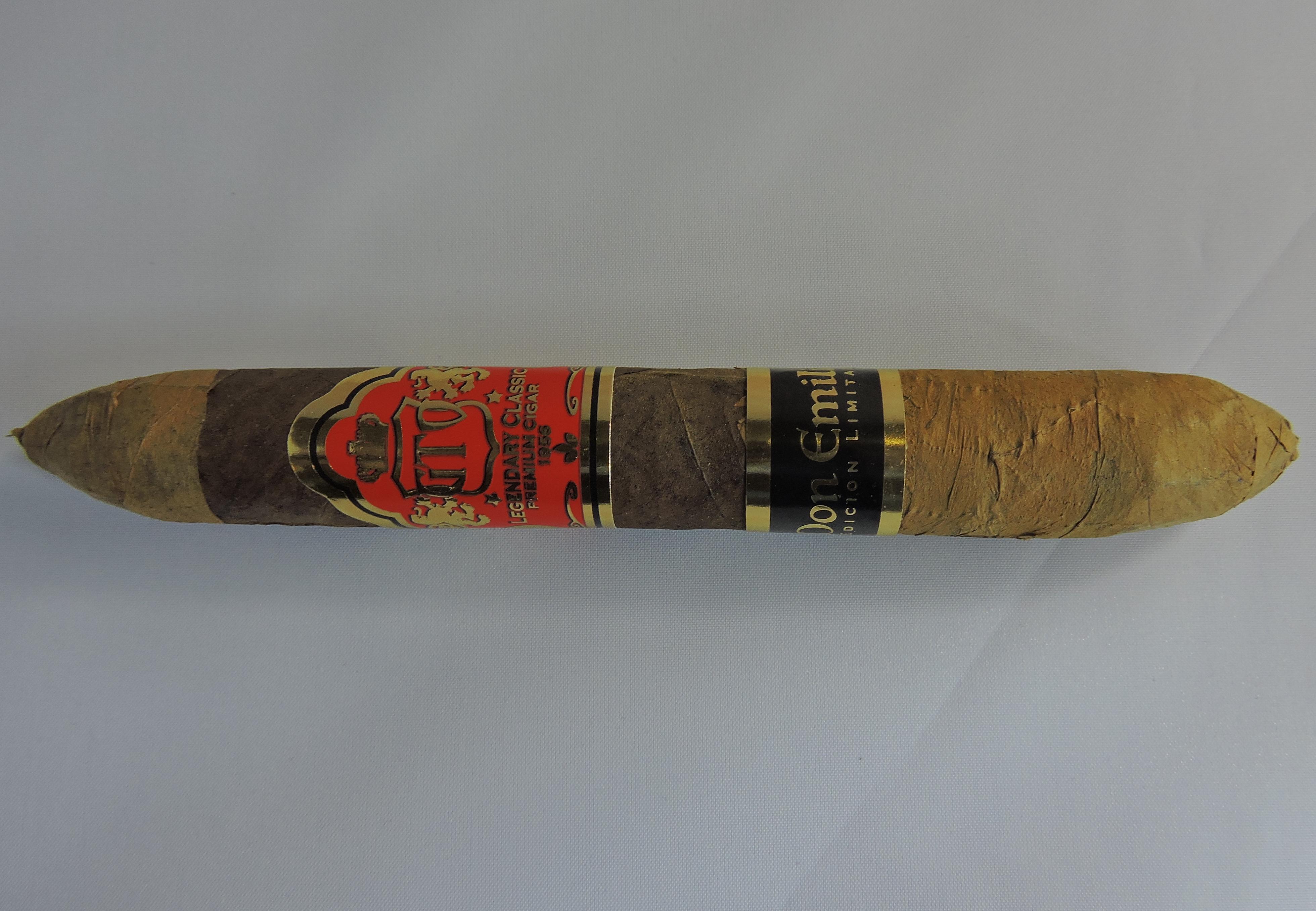 Cigar Review: GTO Don Emilio Edicion Limitada