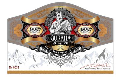Cigar News: Gurkha Jubilee to Feature Limited Edition Humidor