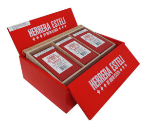 Cigar News: Drew Estate to Unveil New Packaging Options for Herrera Esteli