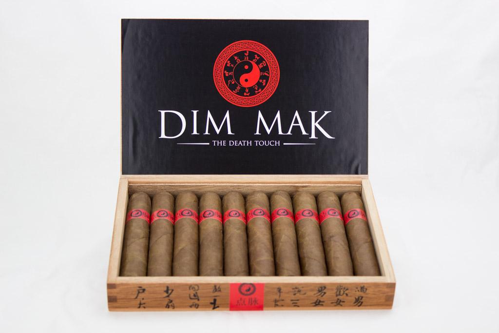 Cigar News: MoyaRuiz Dim Mak-The Death Touch Announced