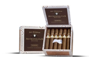 Cigar News: Nat Sherman Metropolitan Habano to Debut at 2016 IPCPR