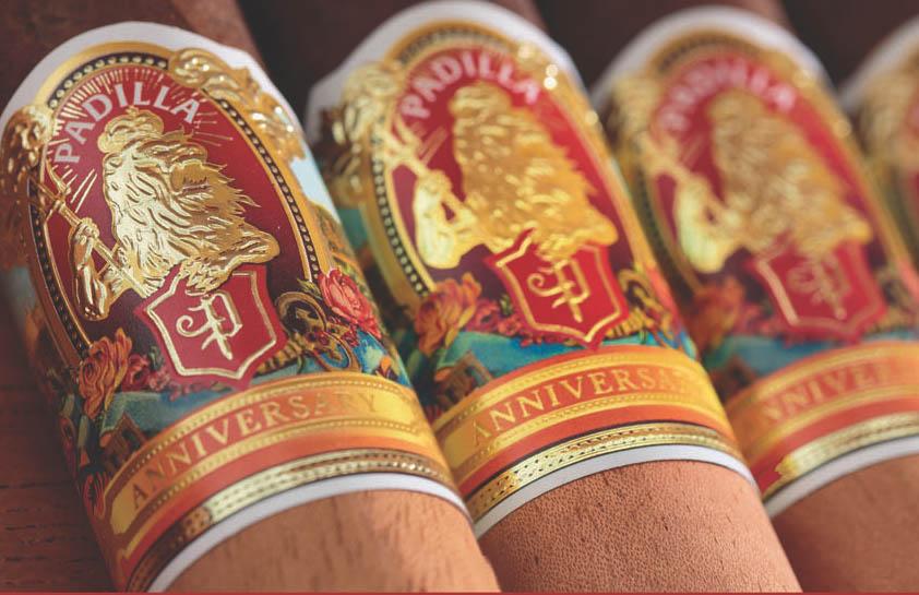 Cigar News: Padilla Anniversary to be Showcased at 2016 IPCPR