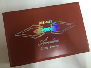 Cigar News: Recluse Amadeus Corojo Reserva to Launch at the 2016 IPCPR Trade Show