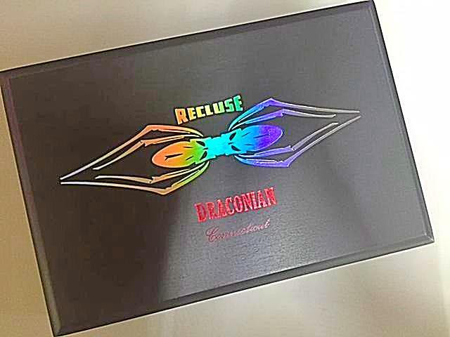 Cigar News: Recluse Draconian Connecticut to Debut at 2016 IPCPR