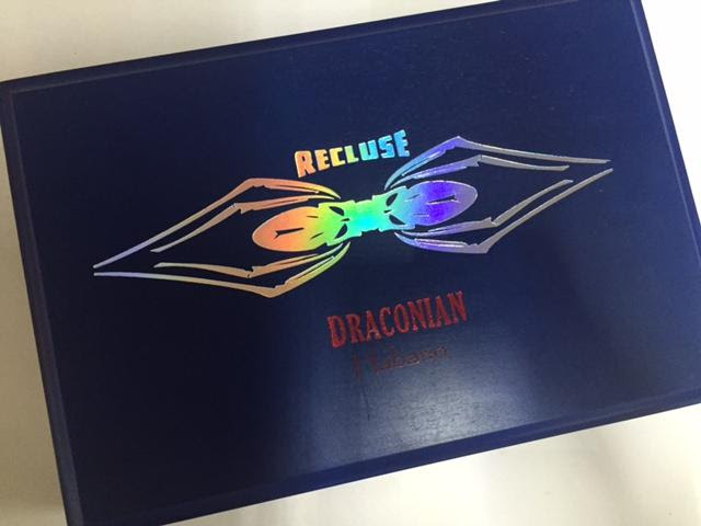 Cigar News: Recluse Draconian Habano Launched at 2016 IPCPR
