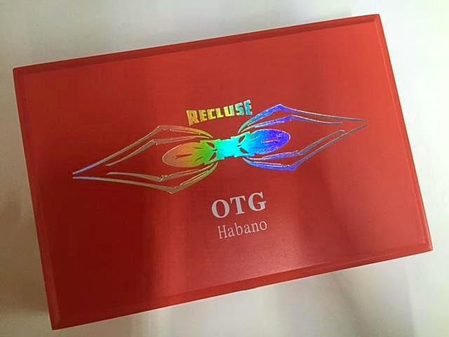 Cigar News: Recluse OTG Habano to Be Introduced at 2016 IPCPR