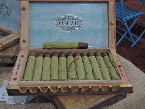 Cigar News: The Oscar Launched by Oscar Valladares Tobacco & Co. at IPCPR 2016