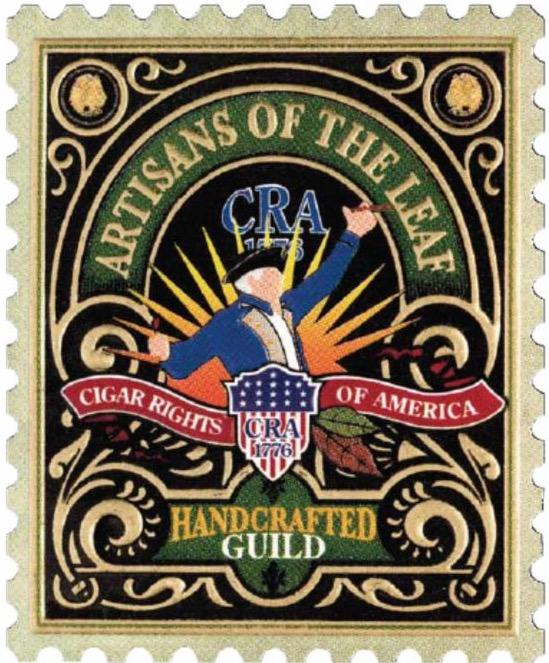 Cigar News: CRA Introduces Stamp Program to Recognize Premium Cigar Manufacturers