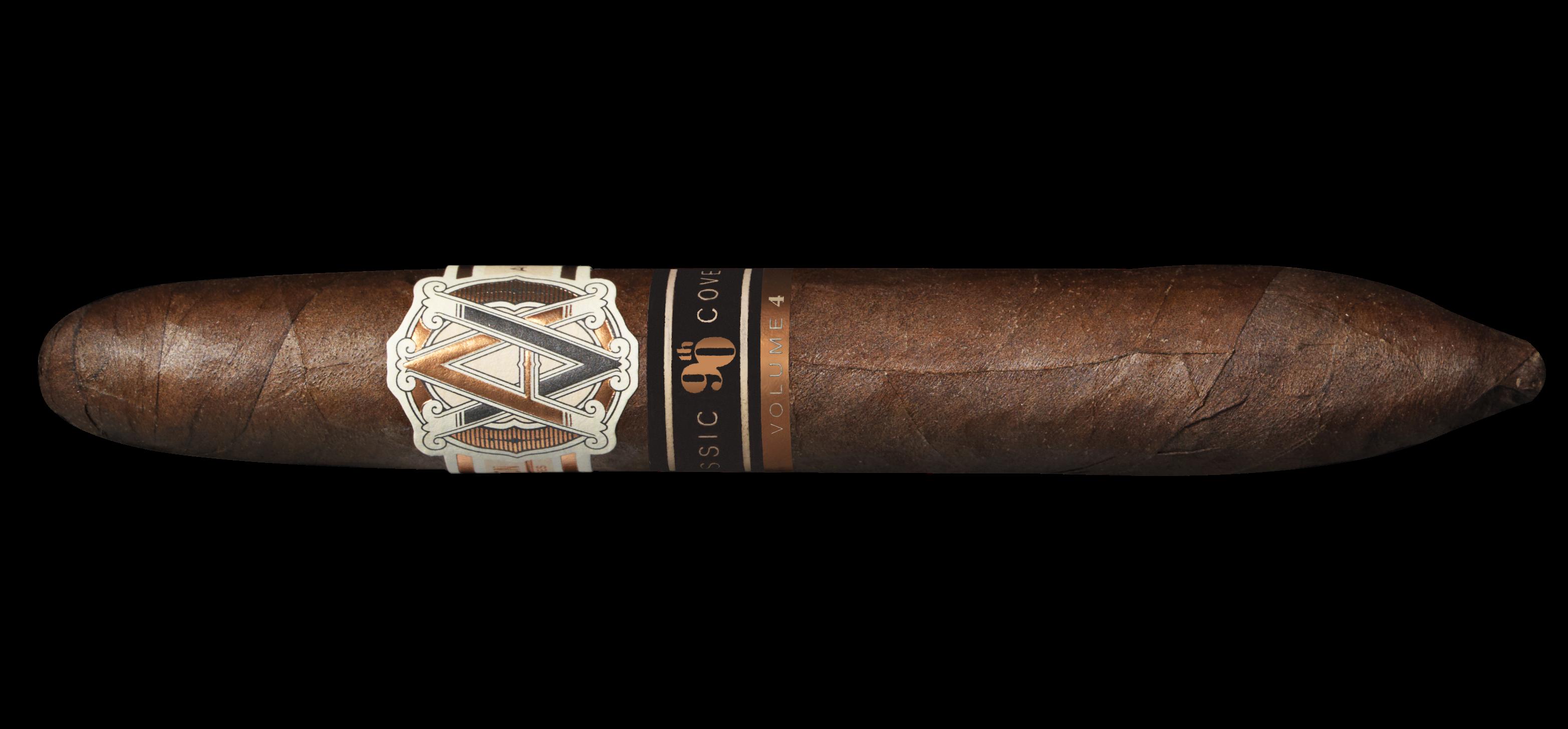 AVO_90th_Classics_Covers_Volume_4_Cigar