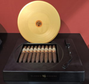 Cigar News: Avo 90th Classic Covers Volume 4 Introduced at 2016 IPCPR Trade Show