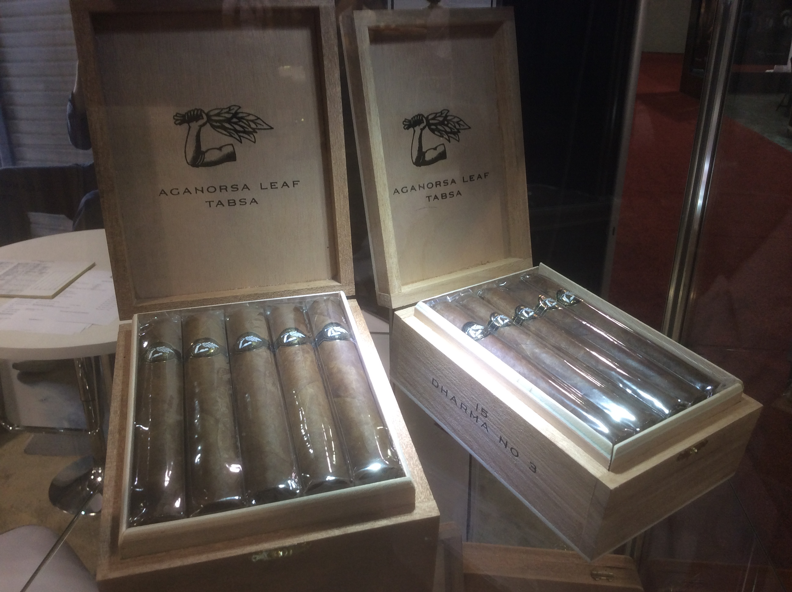 Cigar News: Casa Fernandez Introduces Aganorsa Leaf TABSA at 2016 IPCPR