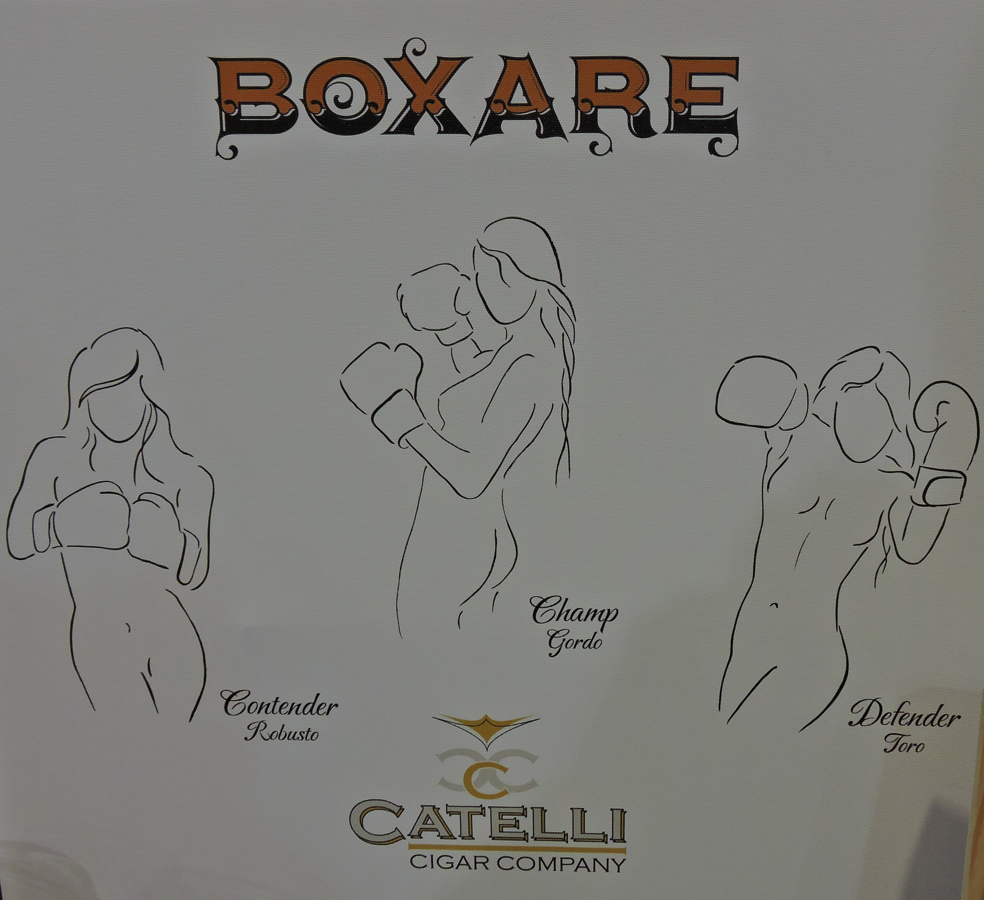Cigar News: Catelli Boxare Launched at 2016 IPCPR Trade Show