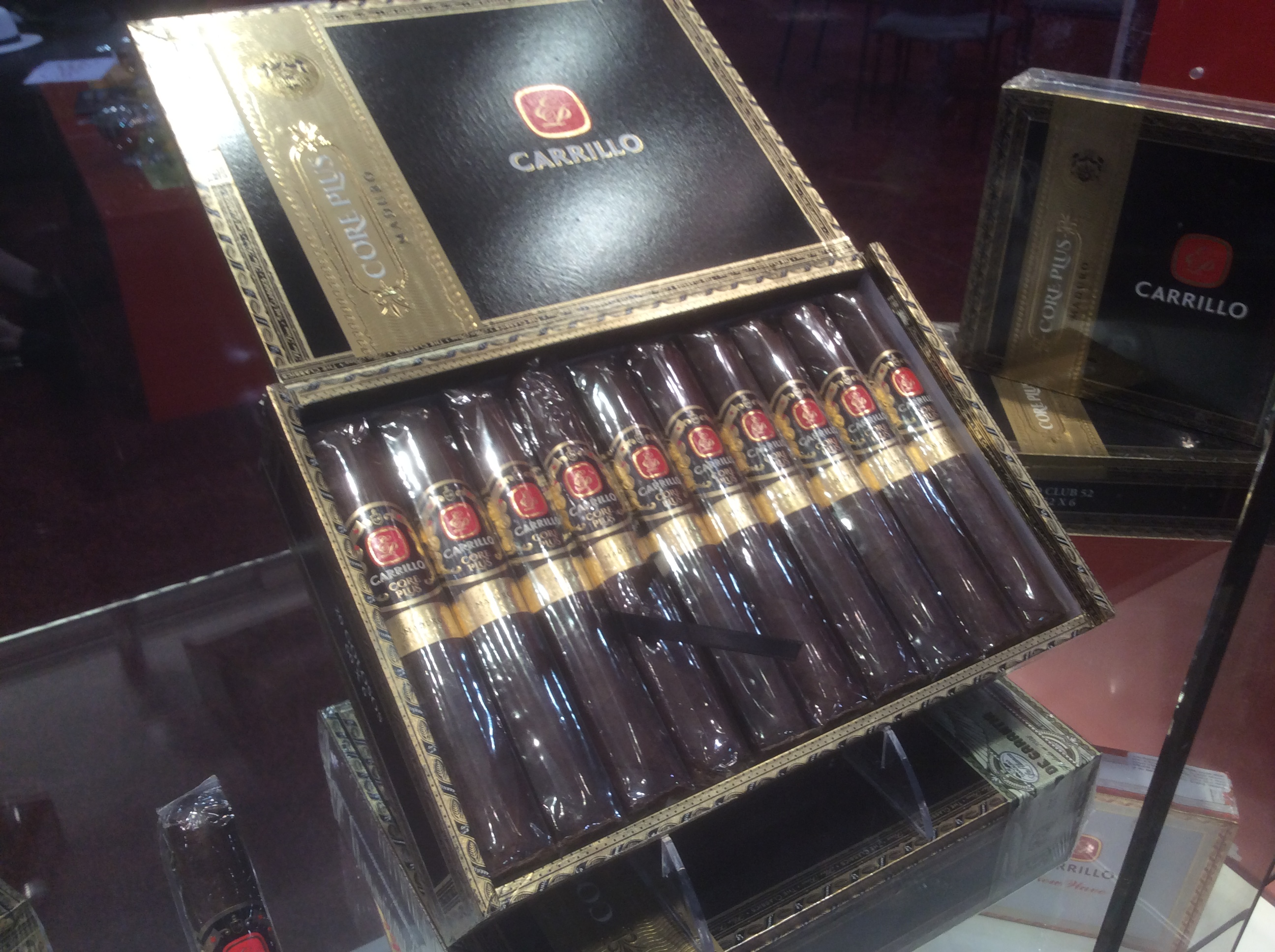 Cigar News: E.P. Carrillo Core Plus Introduced at the 2016 IPCPR Trade Show
