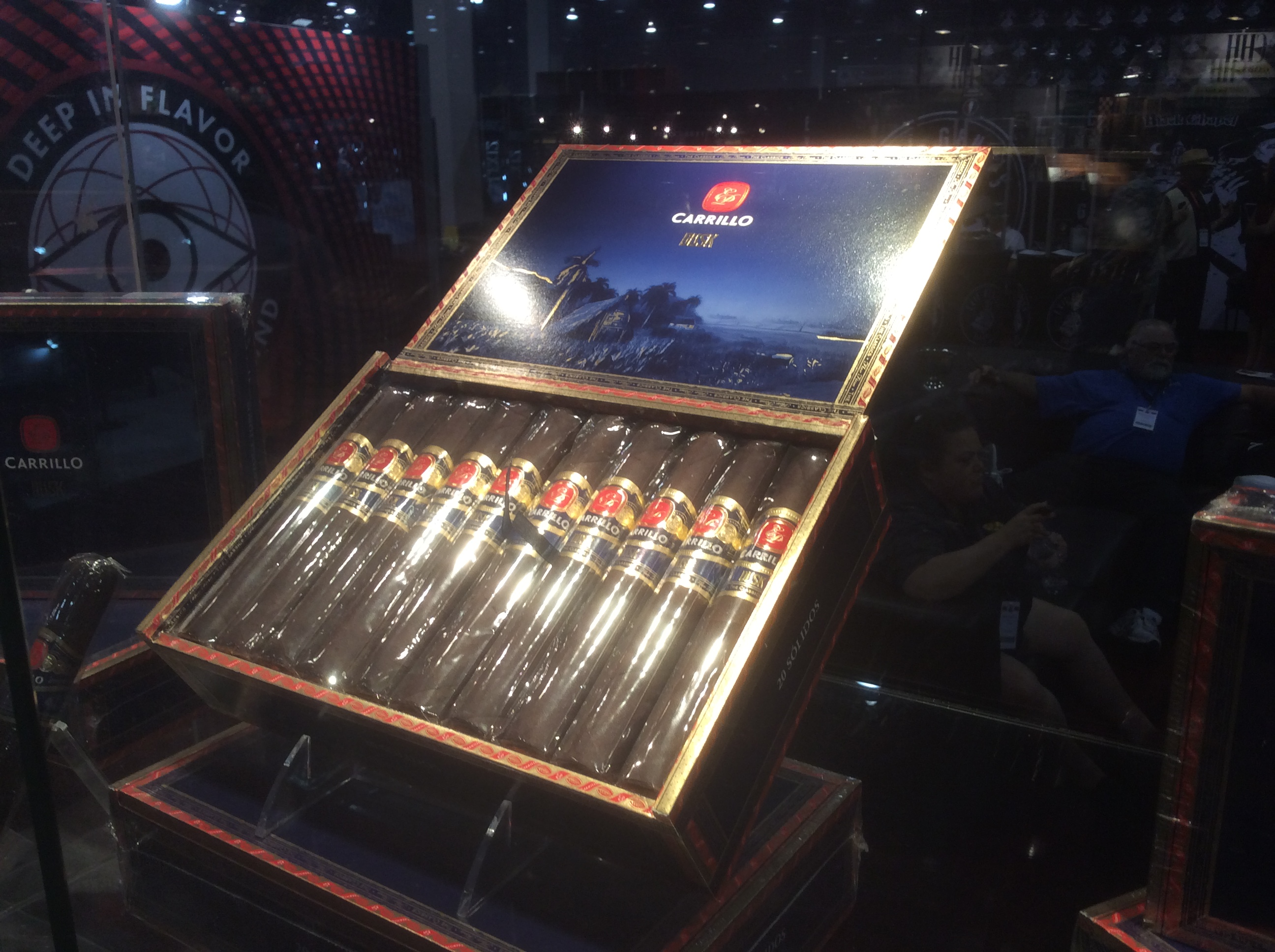 Cigar News: E.P. Carrillo Dusk Makes Debut at 2016 IPCPR Trade Show