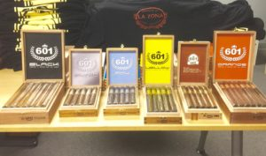 Cigar News: Espinosa Cigars Unveiling Major Expansion of 601 Brand