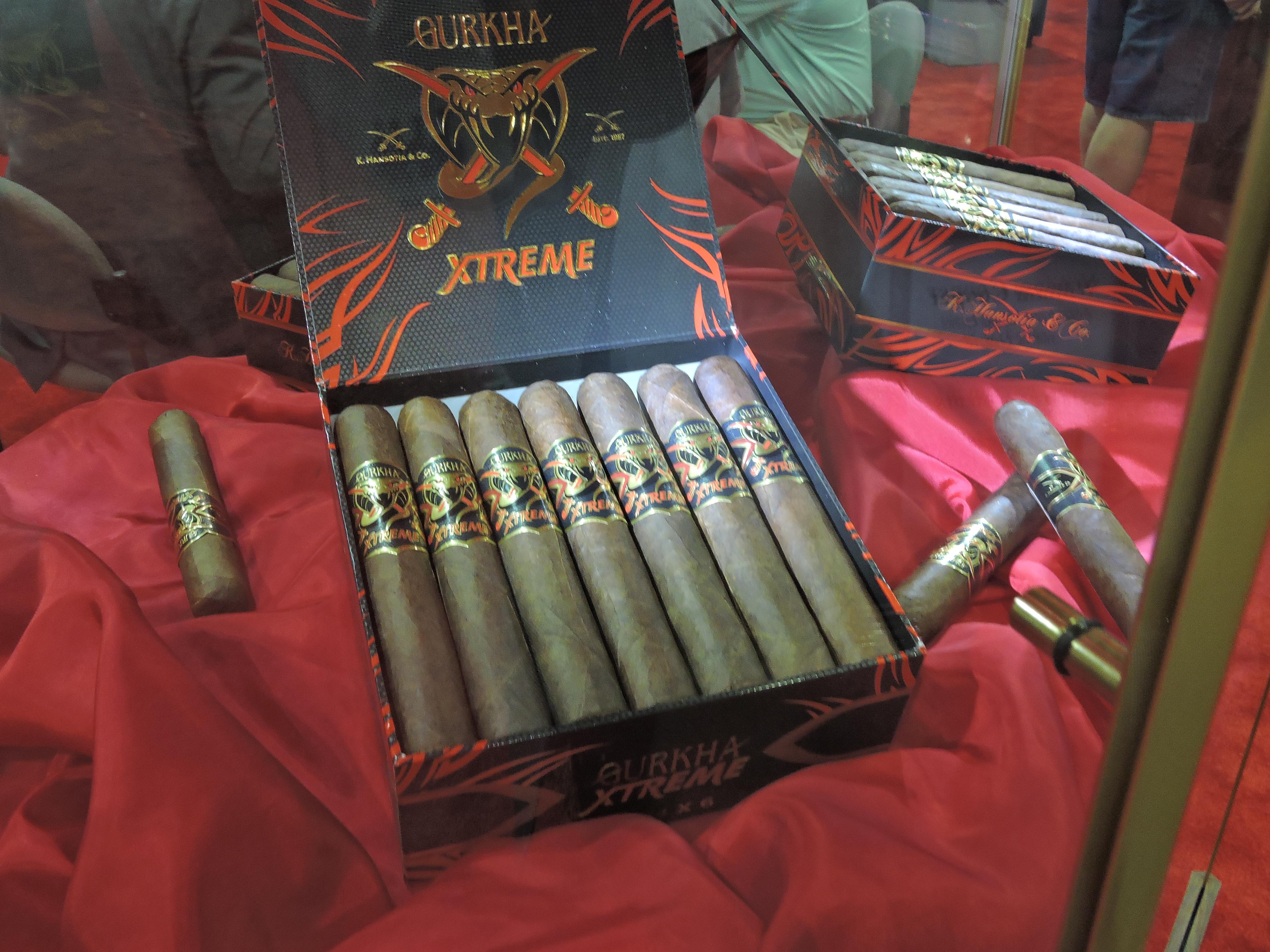 Cigar News: Gurkha Xtreme Gets Packaging Update