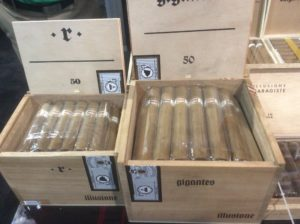 Cigar News: Illusione Rothchildes CT and Gigantes CT Debut at 2016 IPCPR