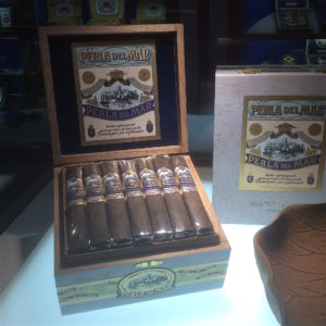 Cigar News: J.C. Newman Perla del Mar Maduro Launched at 2016 IPCPR