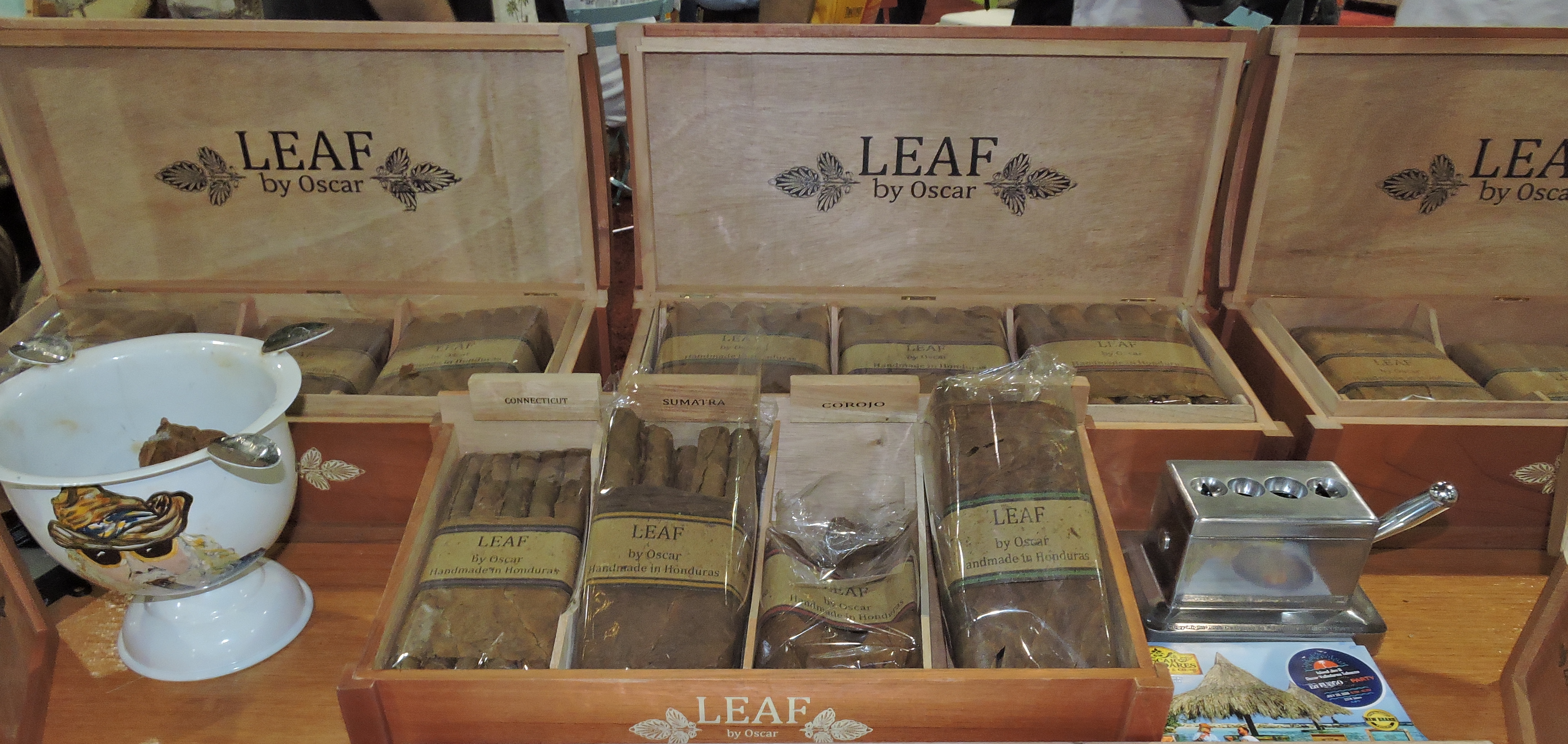 Cigar News: Leaf by Oscar Adds Robusto and Makes Lancero Regular Production Offering