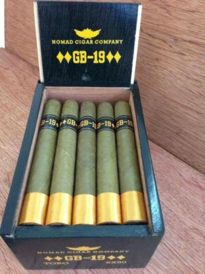 Cigar News: Nomad GB-19 Announced at 2016 IPCPR