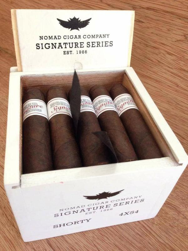 Cigar News: Nomad Signature Series Announced at 2016 IPCPR