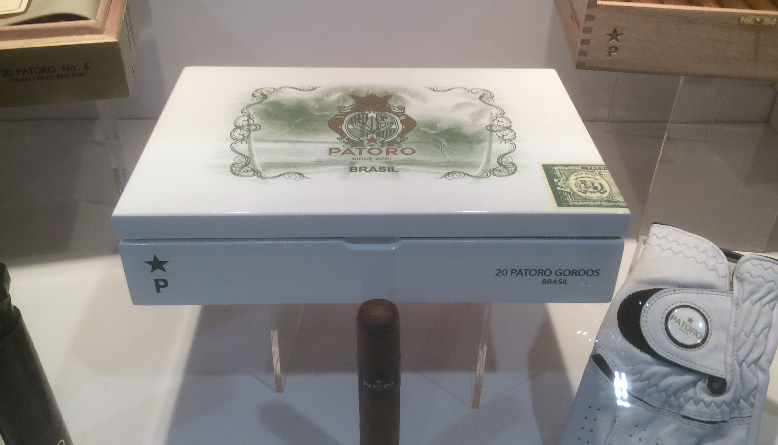 Cigar News: Patoro Brasil Launched for U.S. at 2016 IPCPR