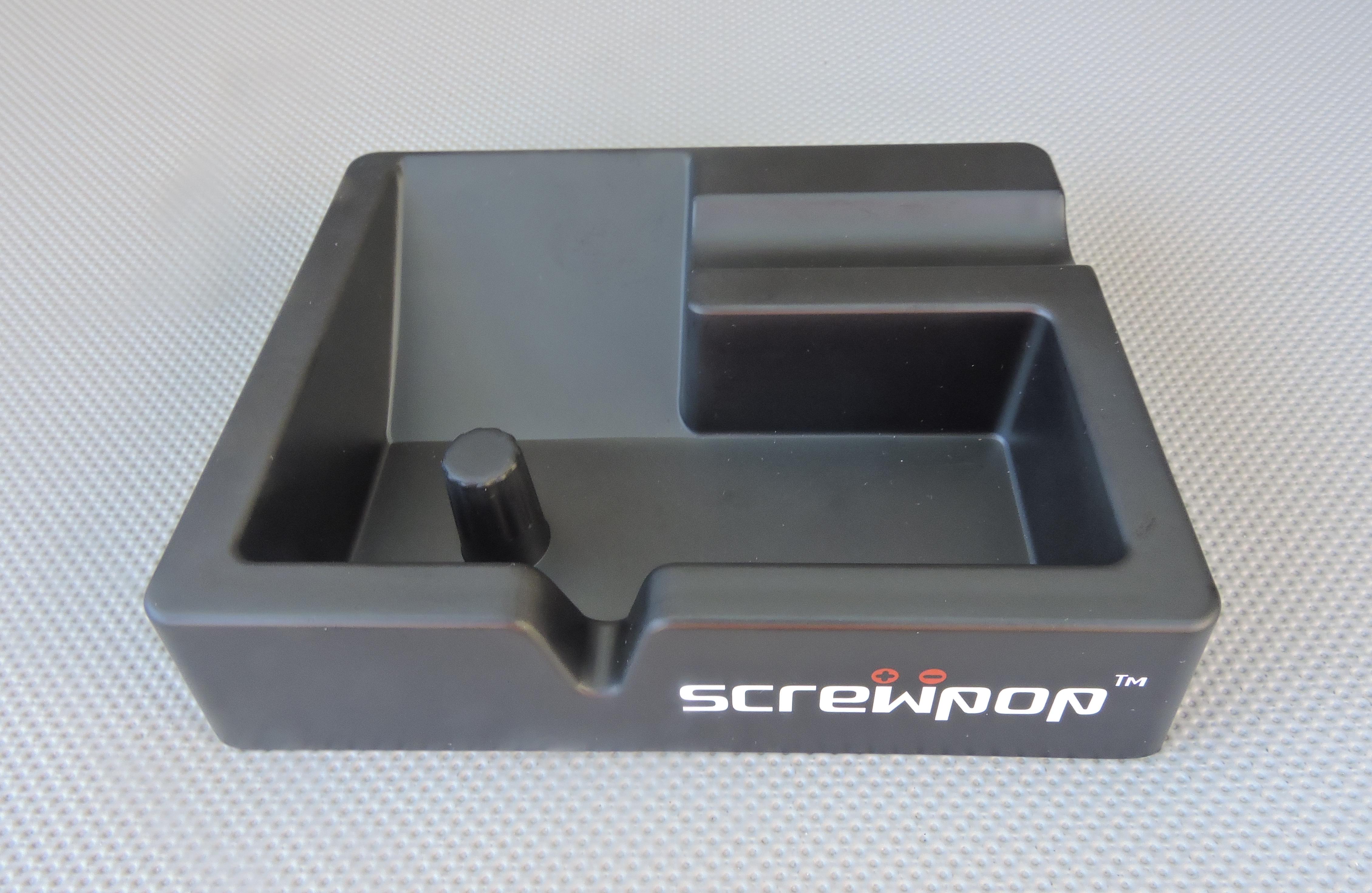 Accessory Review: Screwpop Ashtray